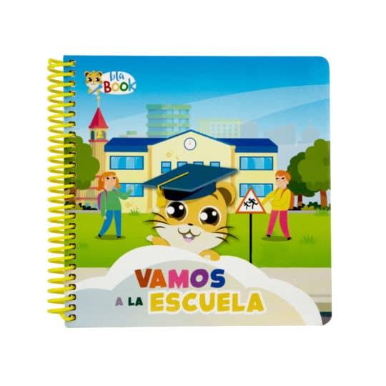 libro interactivo la escuela