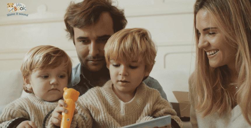 La lectura como base del aprendizaje en los niños