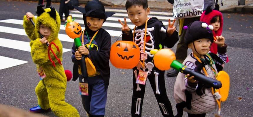 Cómo hacer disfraces caseros de Halloween para niños