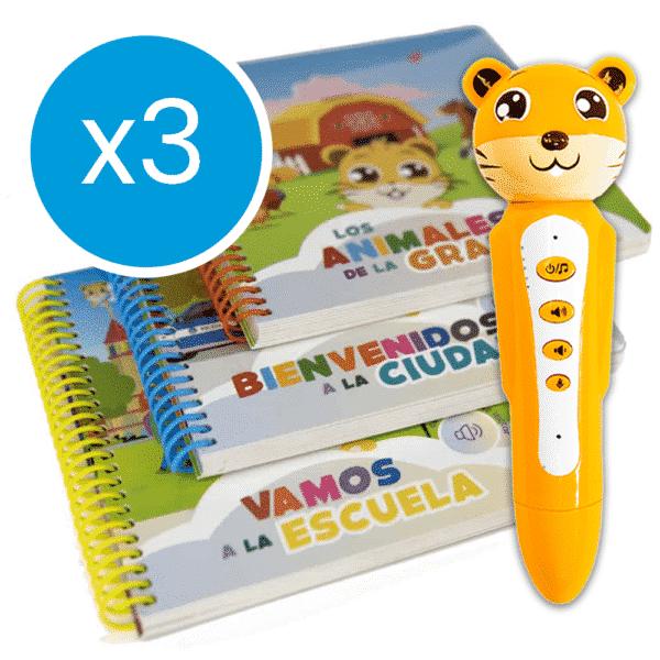 libros interactivos infantiles